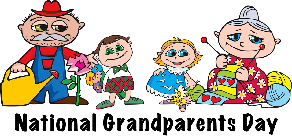 collection of indian. Young clipart grandma grandchild