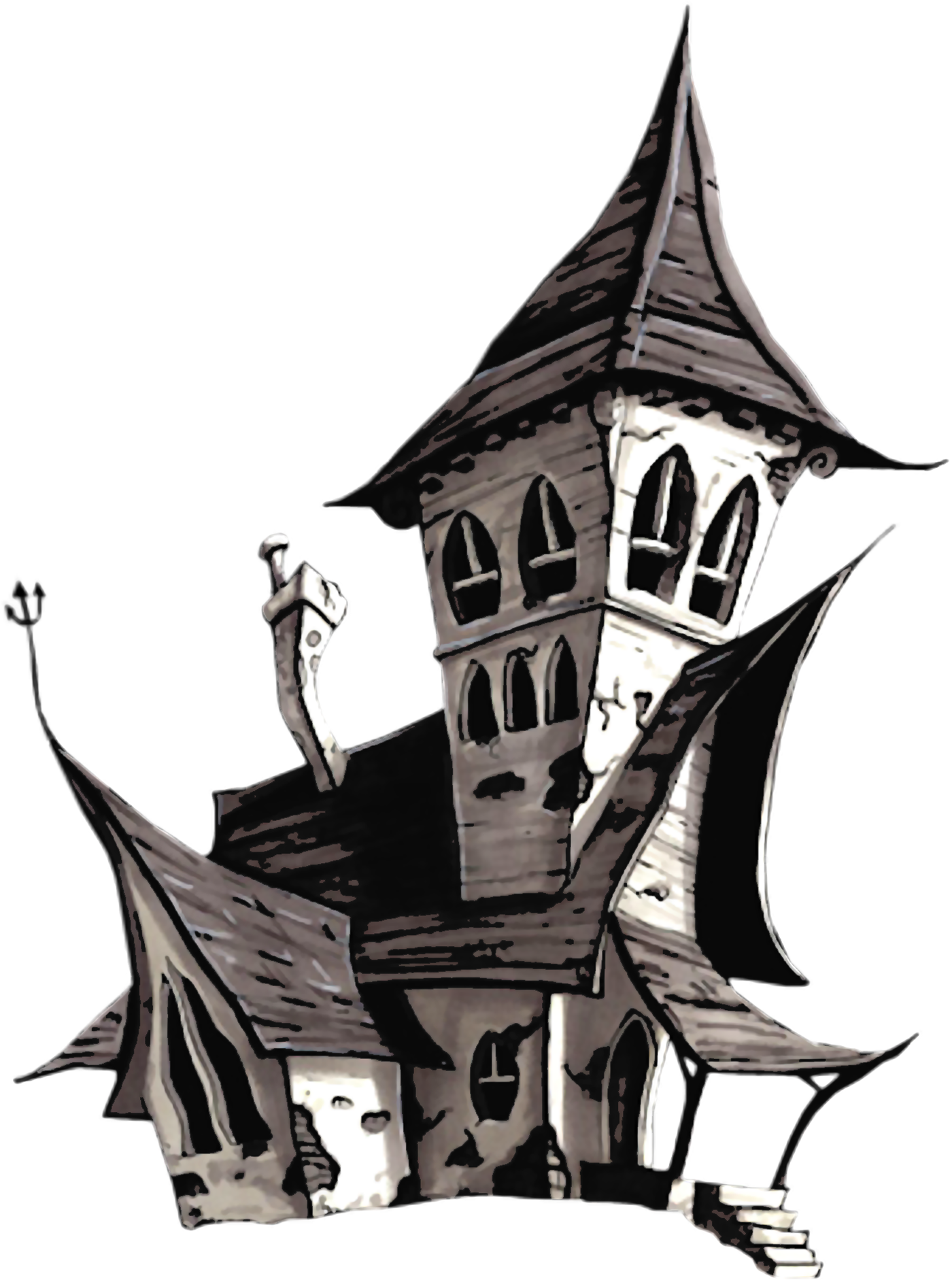 White png gallery yopriceville. House clipart halloween