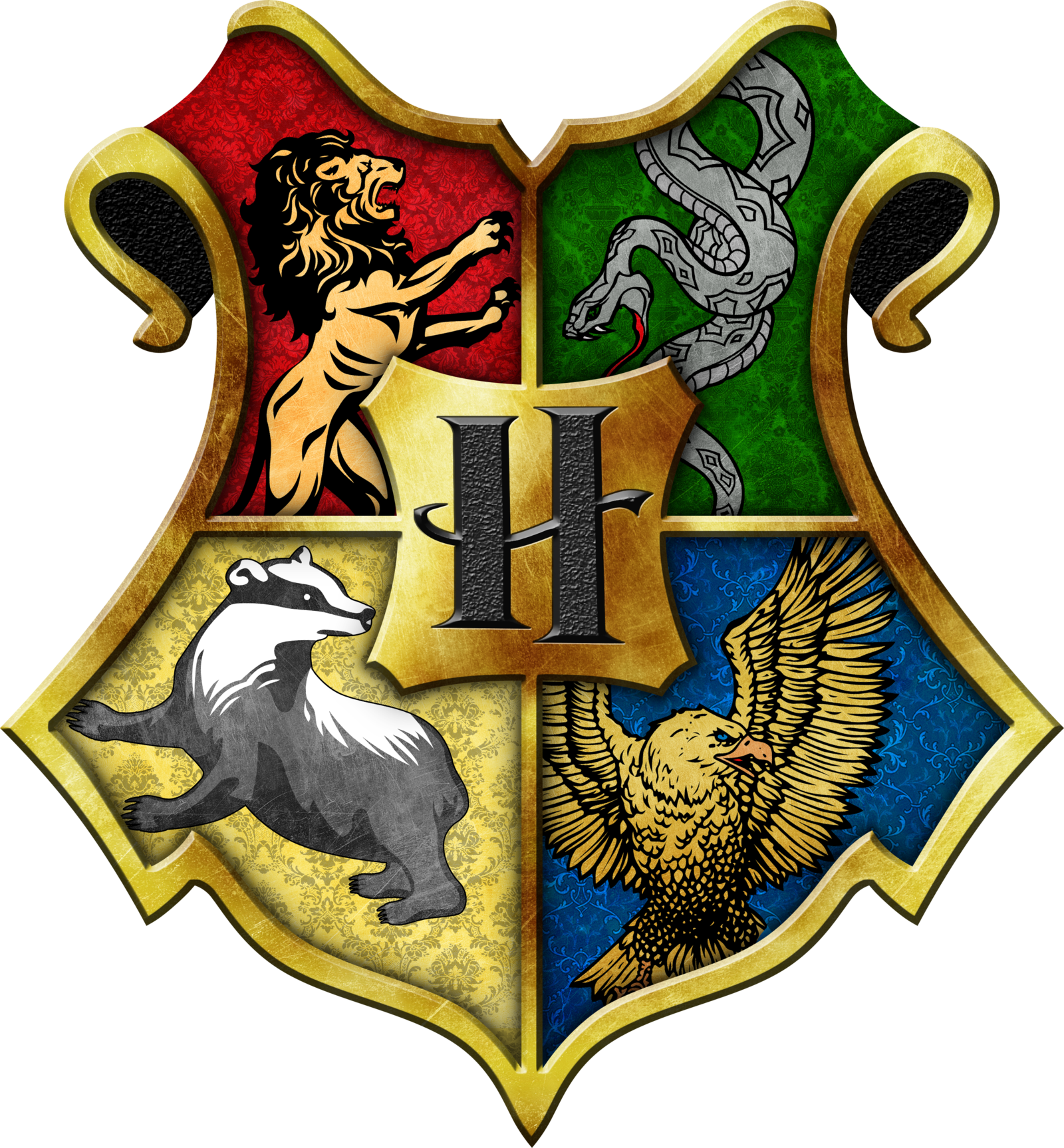 The enneagram goes to. Clipart shield hogwarts