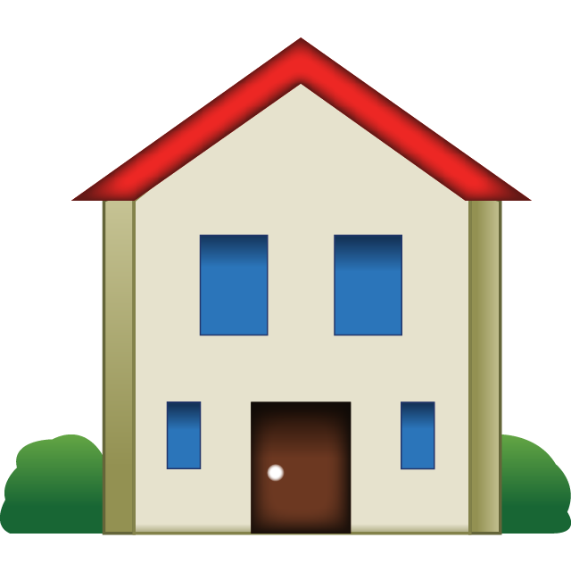 house emoji png