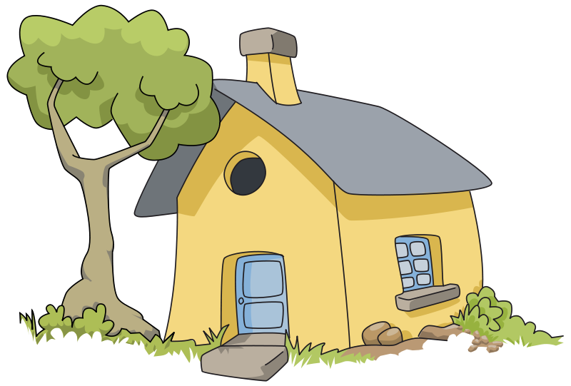India clipart village. Ideal home kid clipartix