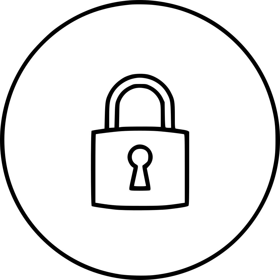 Lock and key drawing. Handcuffs clipart unlocked