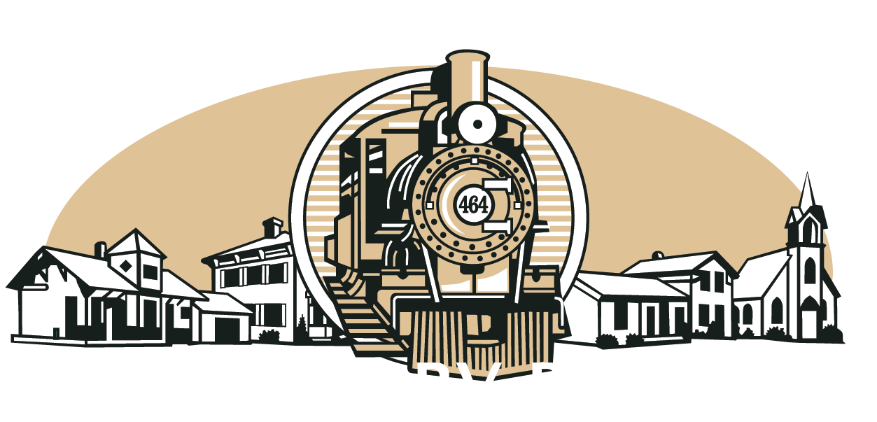 Crossroads village huckleberry railroad. Volunteering clipart benefactor