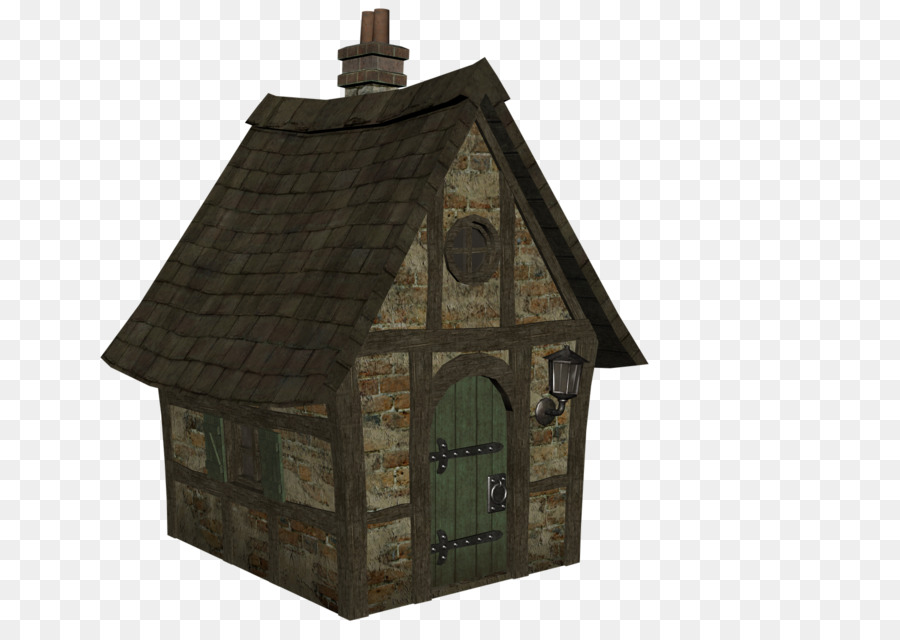 houses clipart middle ages