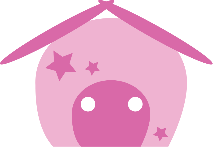 Transparent png stickpng. House clipart peppa pig