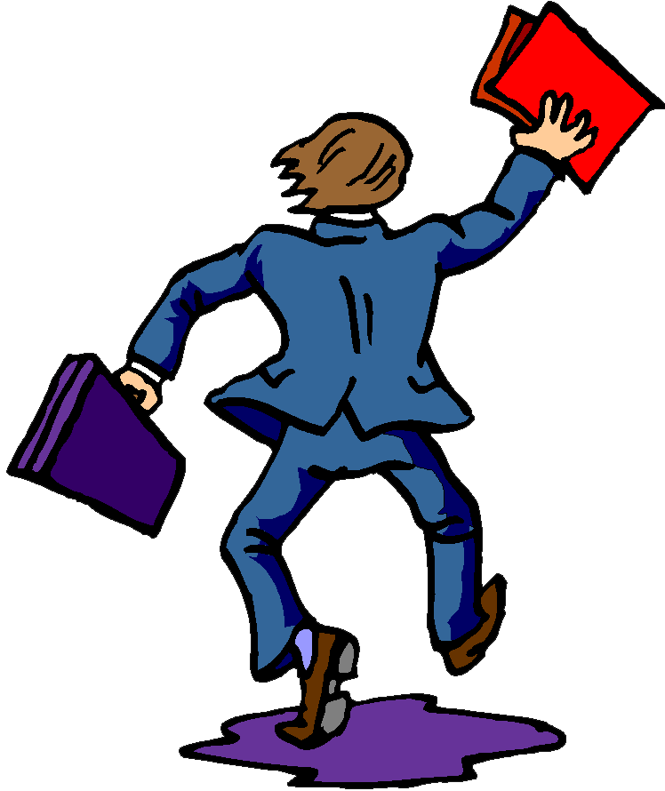 collection of someone. House clipart person
