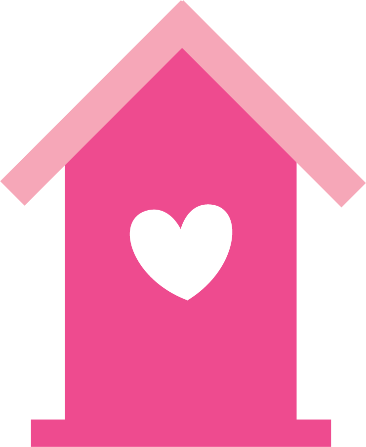 Cute graphic freebies by. Clipart shapes house