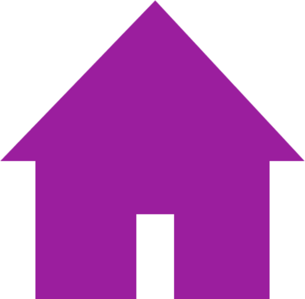 Cross clipart purple.  collection of house