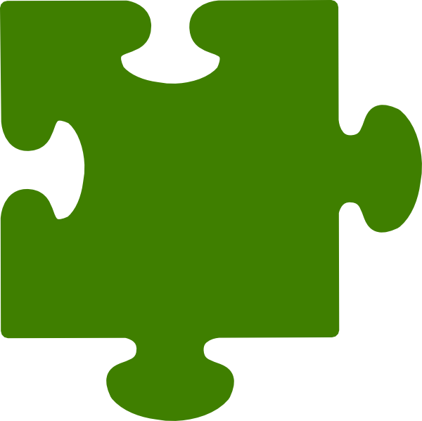 puzzle clipart integrated