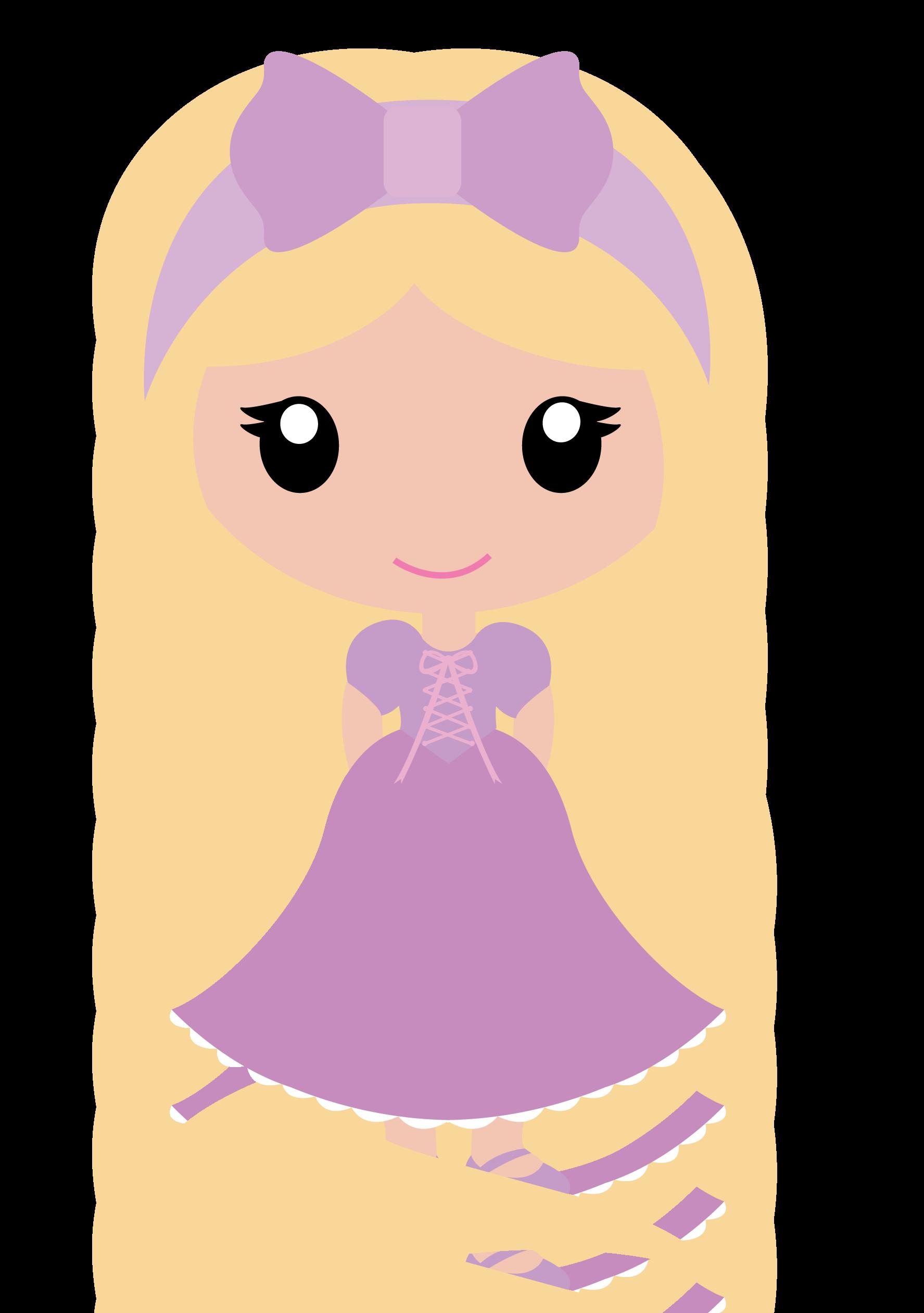 Rapunzel clipart crown. Princesas klouisedigiart fairytaledolls png