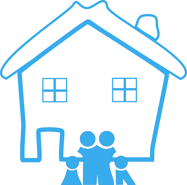 Clipart house renovations. Key strategies for family