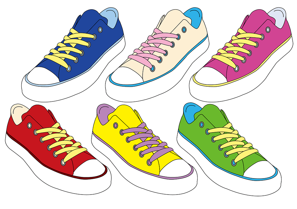 Converse clipart shoesclip.  funny shoe runningshoe