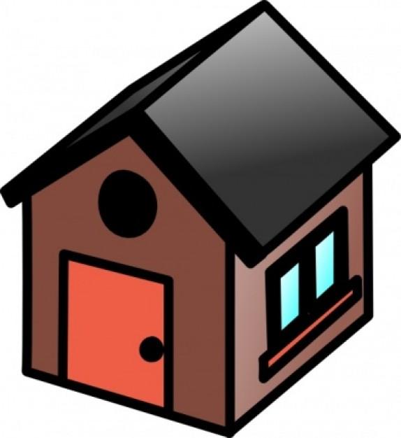 House clipart small. Clip art panda free