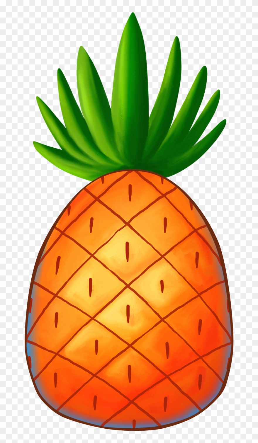 Pineapple clipart house. Spongebob png