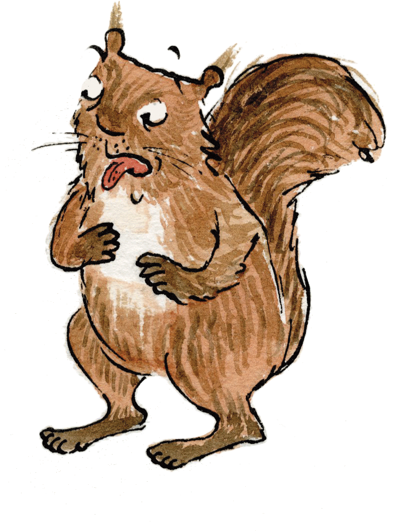 Clipart squirrel winter. Download and use png