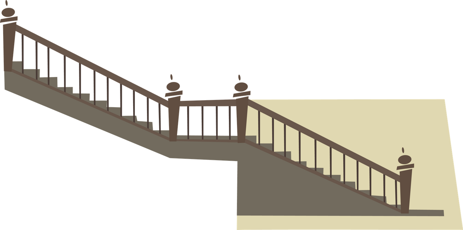 Staircase clipart house. My first storybook