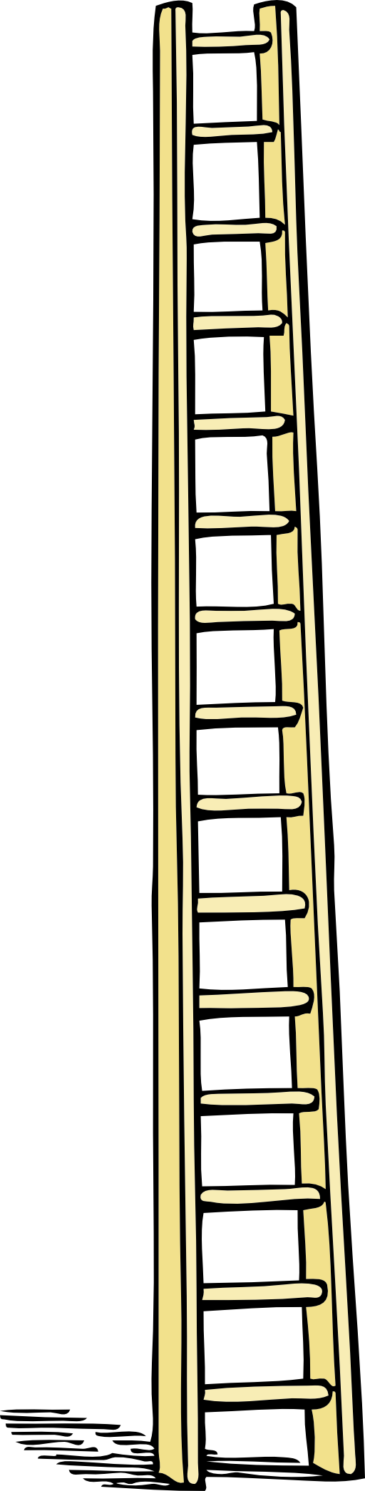Ladder x d png. Gate clipart tall