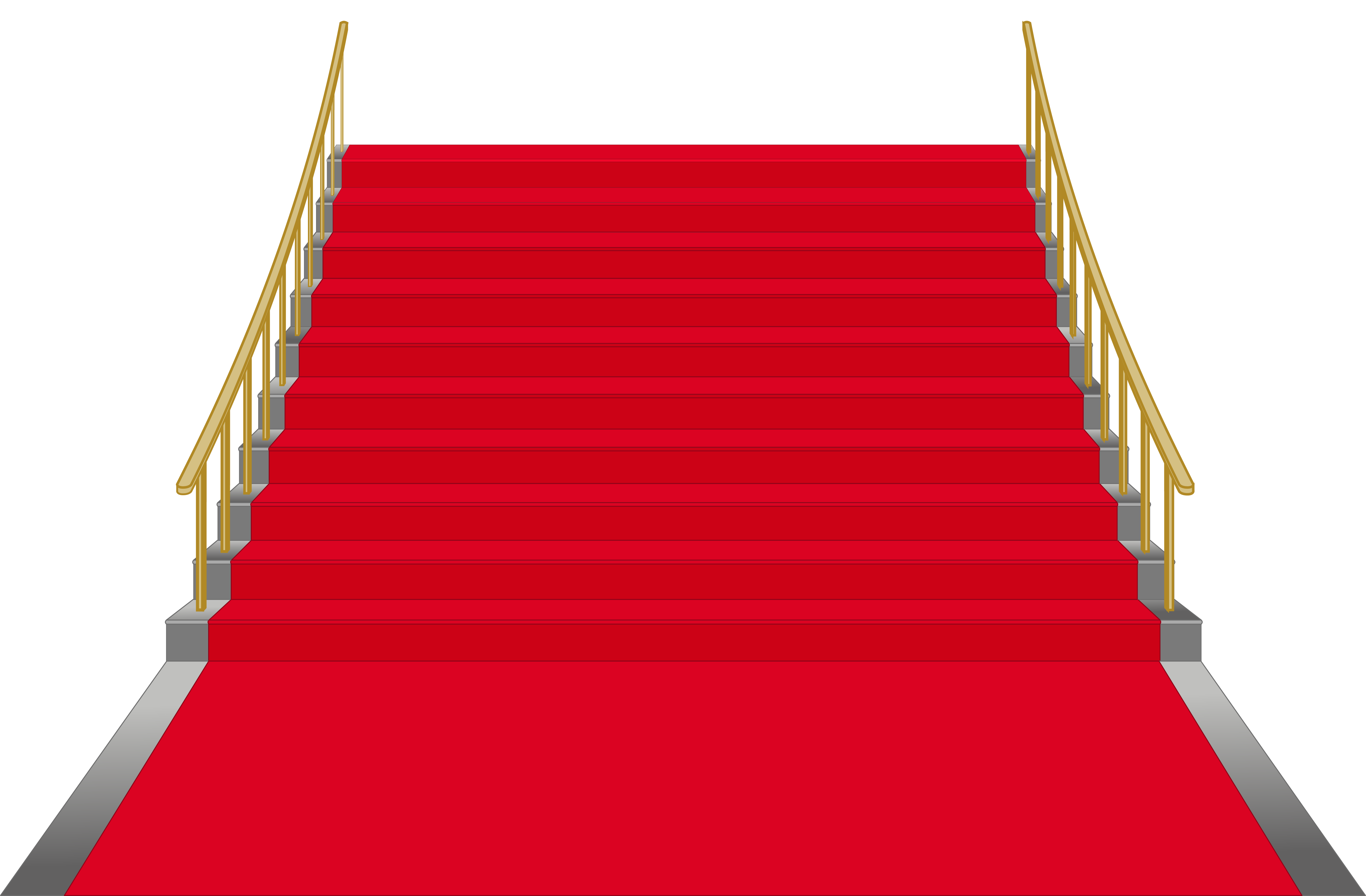 collection of stairs. Staircase clipart christmas