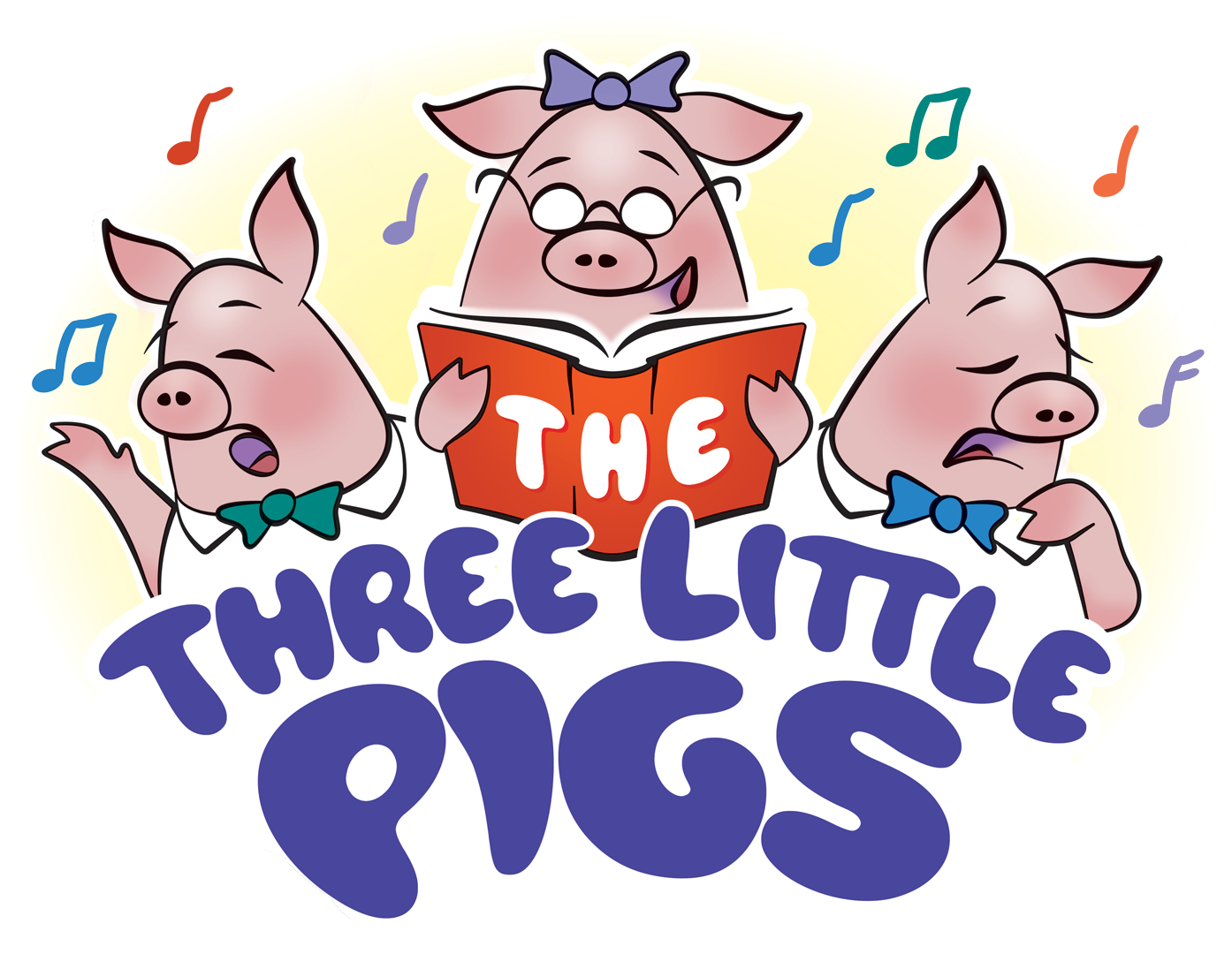 Wolves clipart three little pig. Wildwood park for the