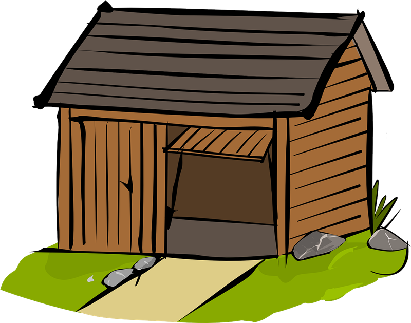 Clipart house wood.  collection of high
