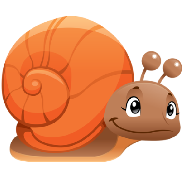 bugs caterpillars and. Woodland clipart snail