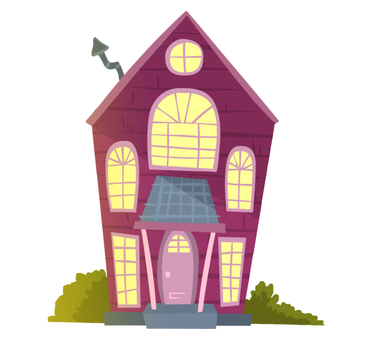 Gifs lindsey lydecker art. Houses clipart animated gif