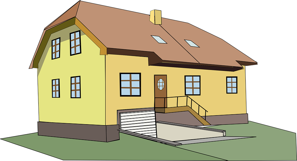 Images shop of library. Clipart houses cartoon