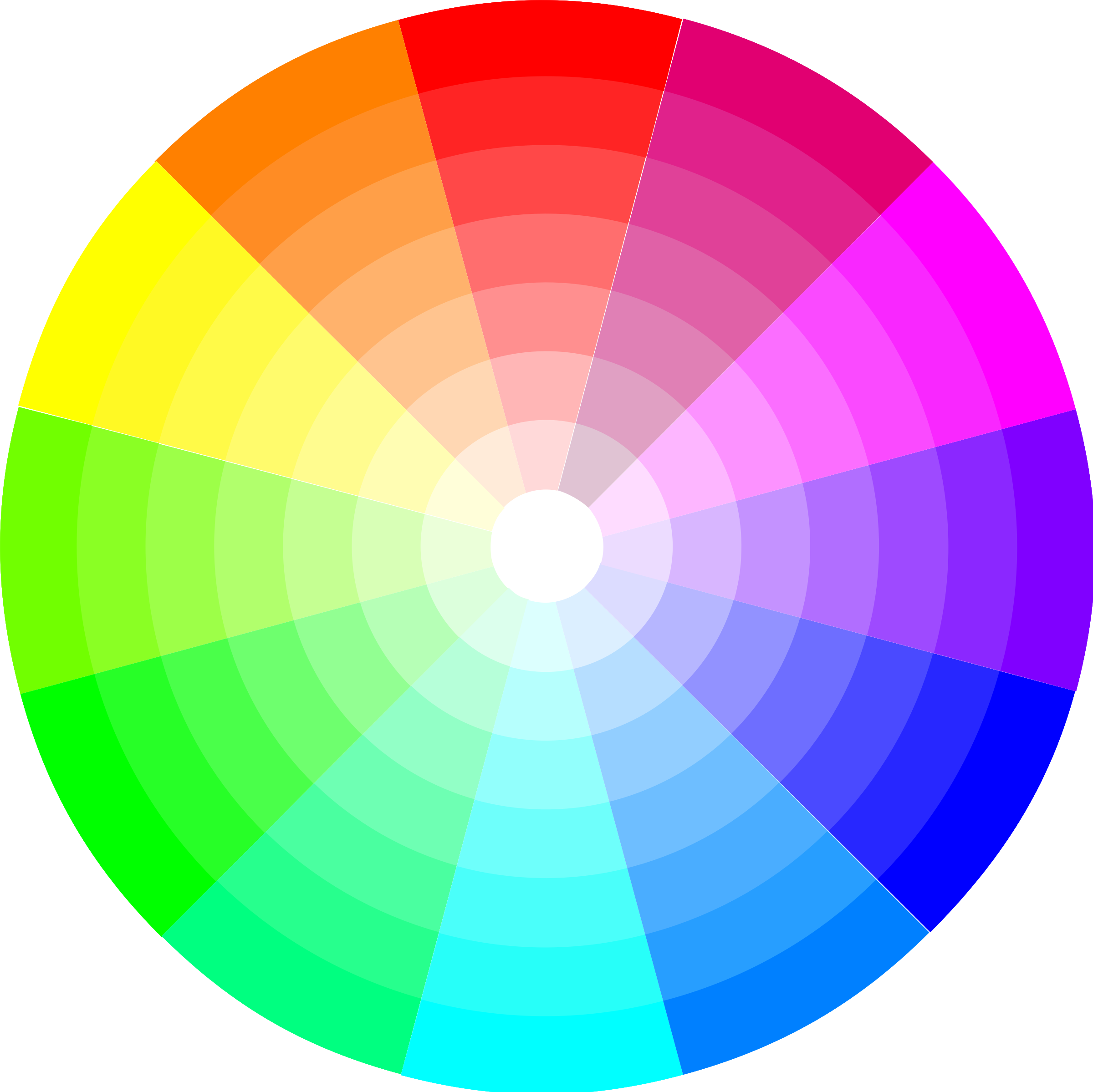 Colored clip art of. Wheel clipart hue