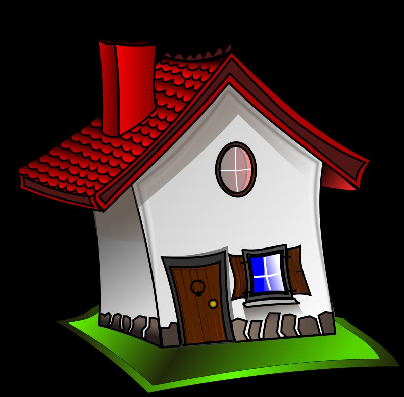 Cartoonpng clipart best home. Cartoon house png