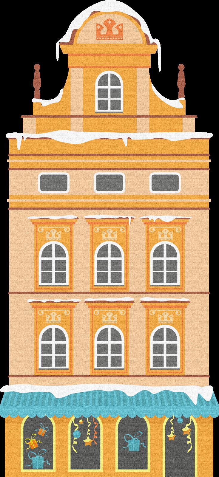 Clipart houses doodle. Sisters warehouse casette little