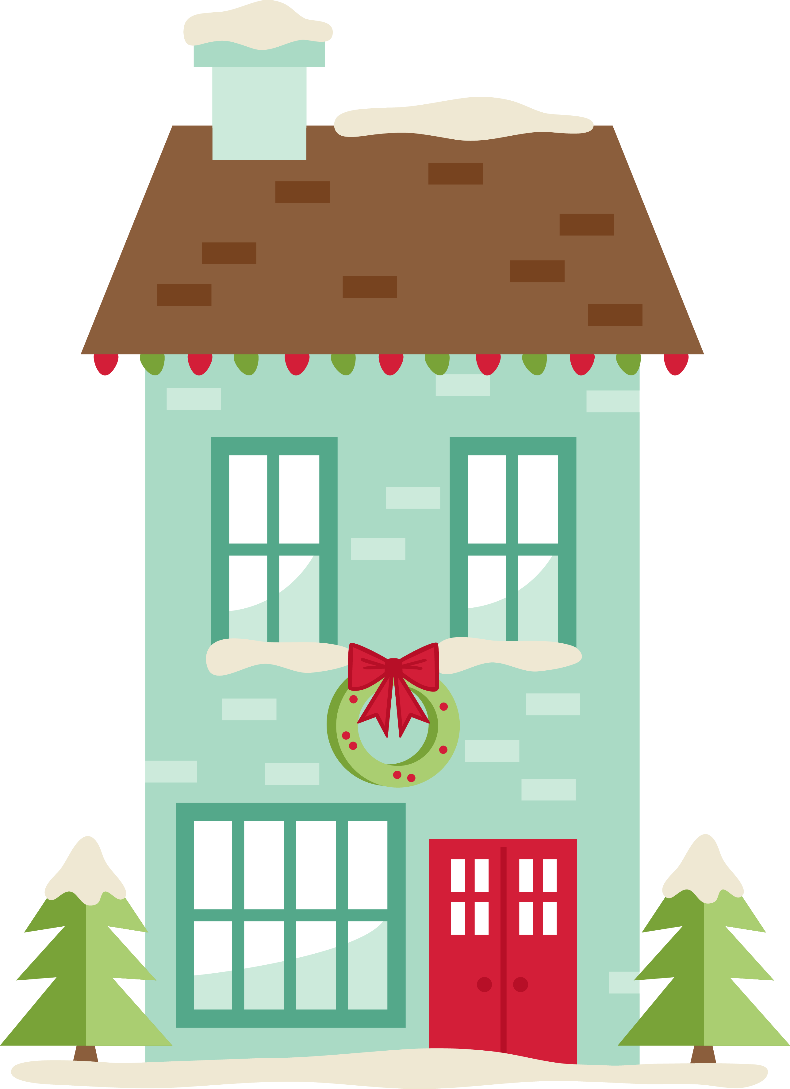 Village images gallery for. Houses clipart easter
