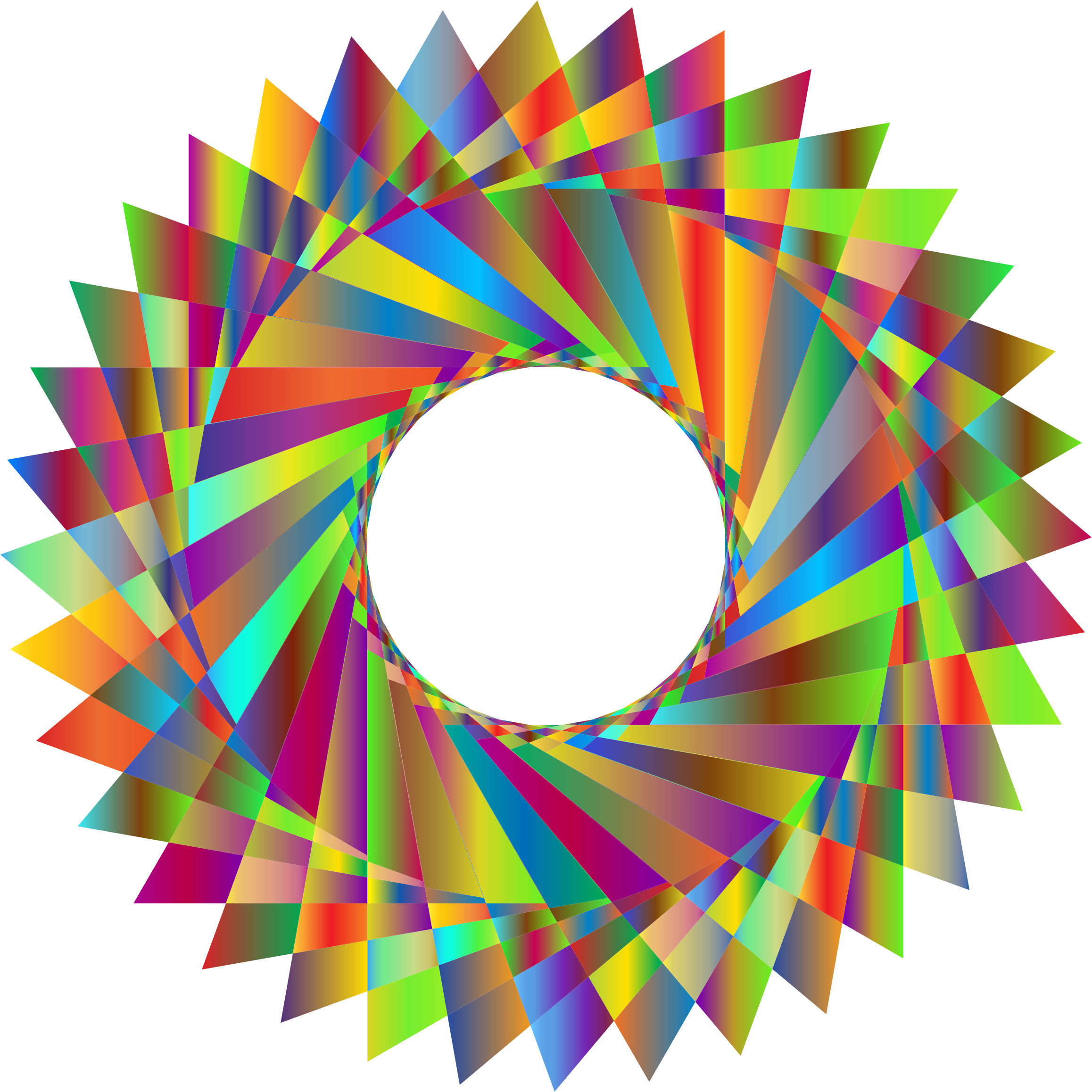Geometry clipart preschool shape. Prismatic geometric icons png