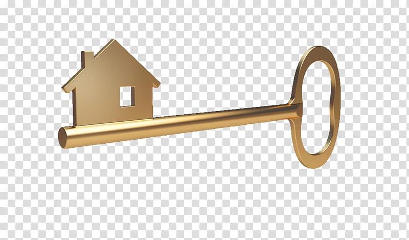 Keys clipart property management. Gold key costa del