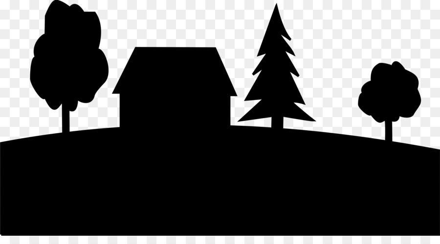 Houses clipart landscape. English country house real