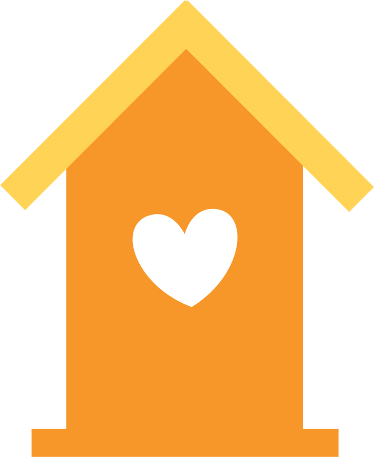 Clipart shapes house. Cute graphic freebies by