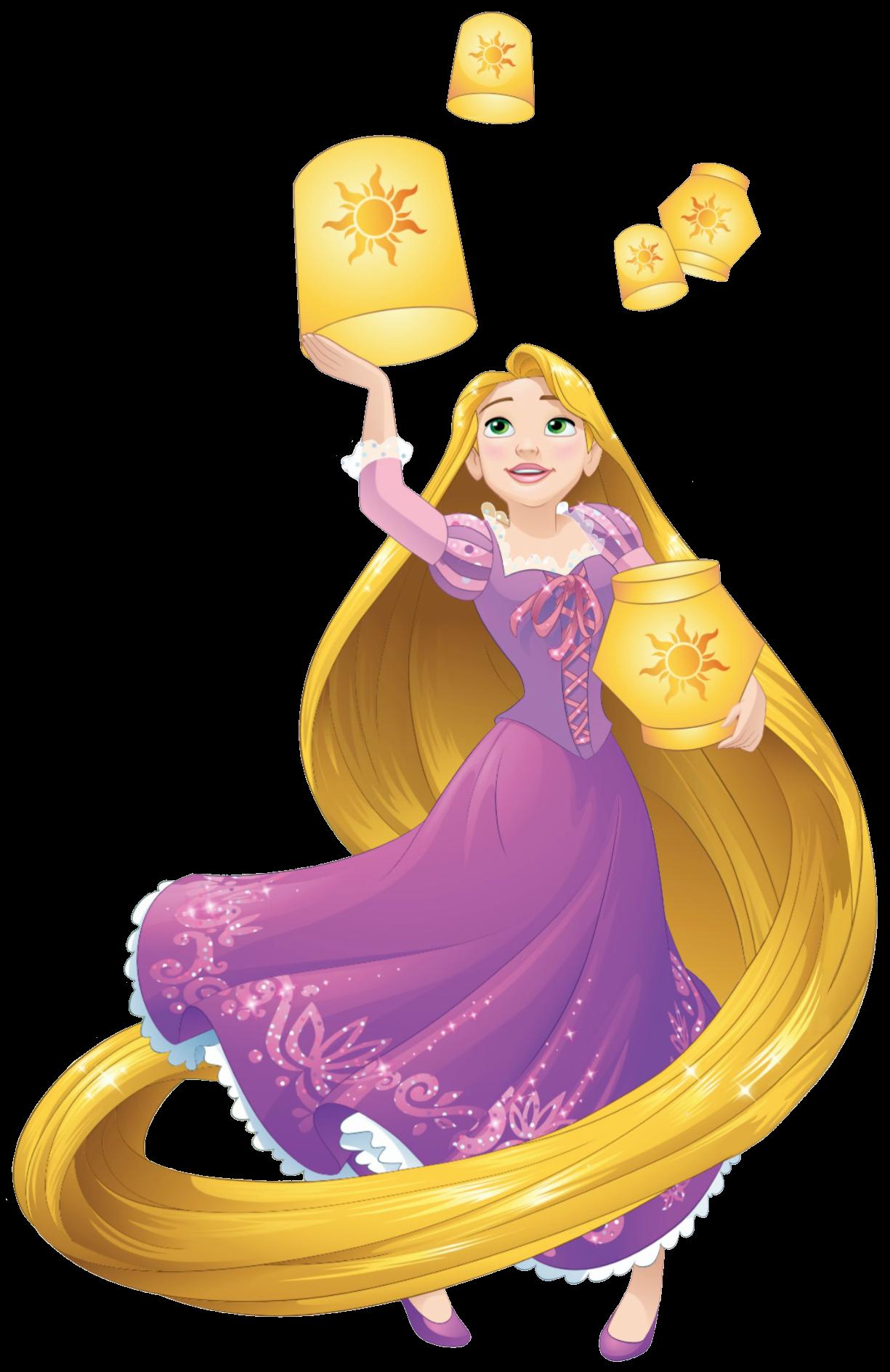rapunzel clipart transparent background #140465085