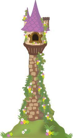 Tangled castle google search. Rapunzel clipart rapunzel birthday