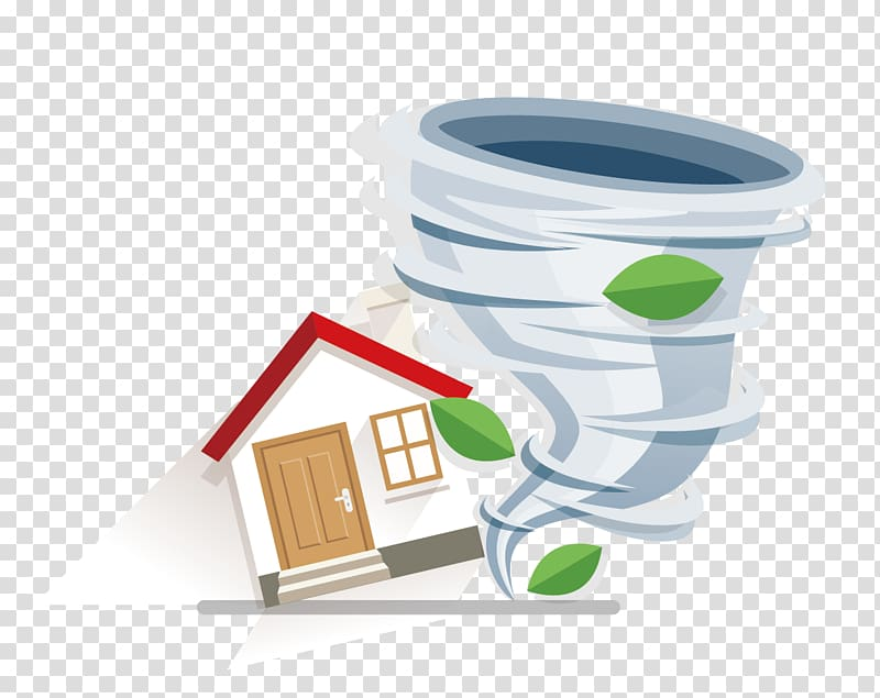 Houses clipart tornado. Natural disaster struck the