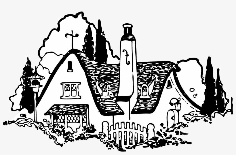 House clip art free. Clipart houses vintage