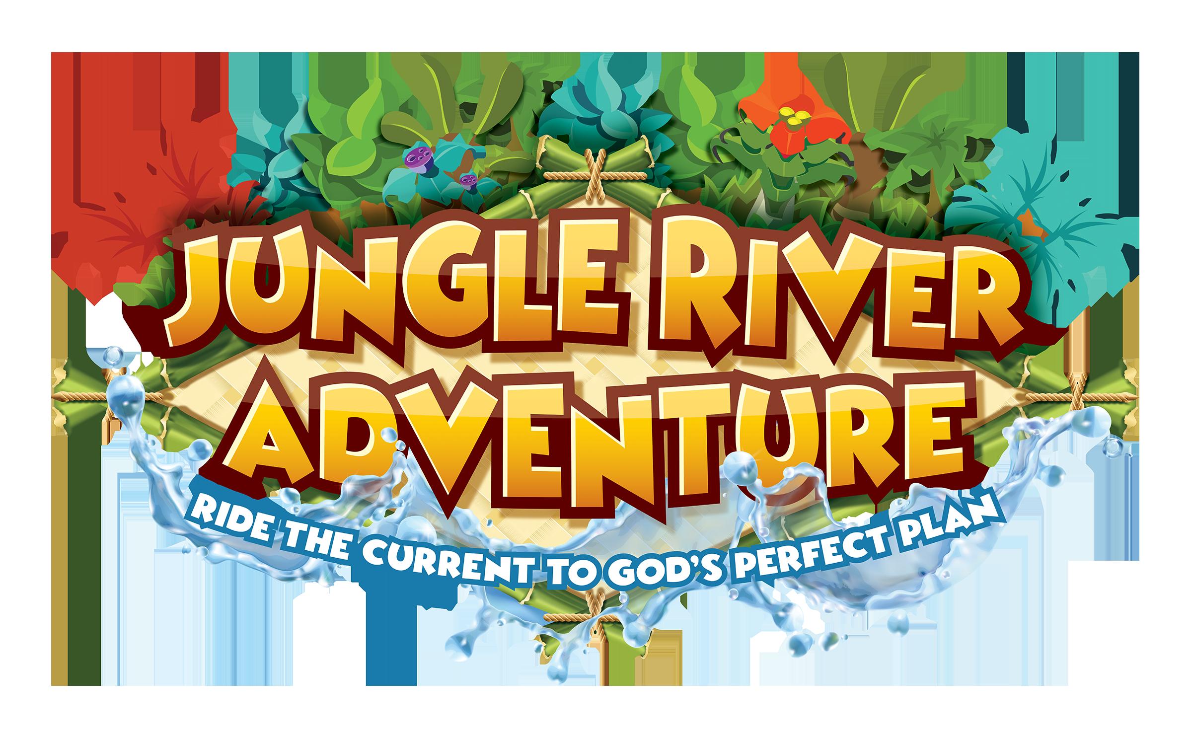 Vbs jungle river adventure. Youtube clipart ocean