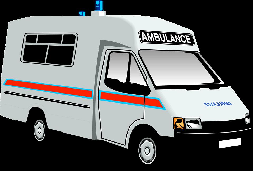 Clipart images ambulance. Free stock photo illustration