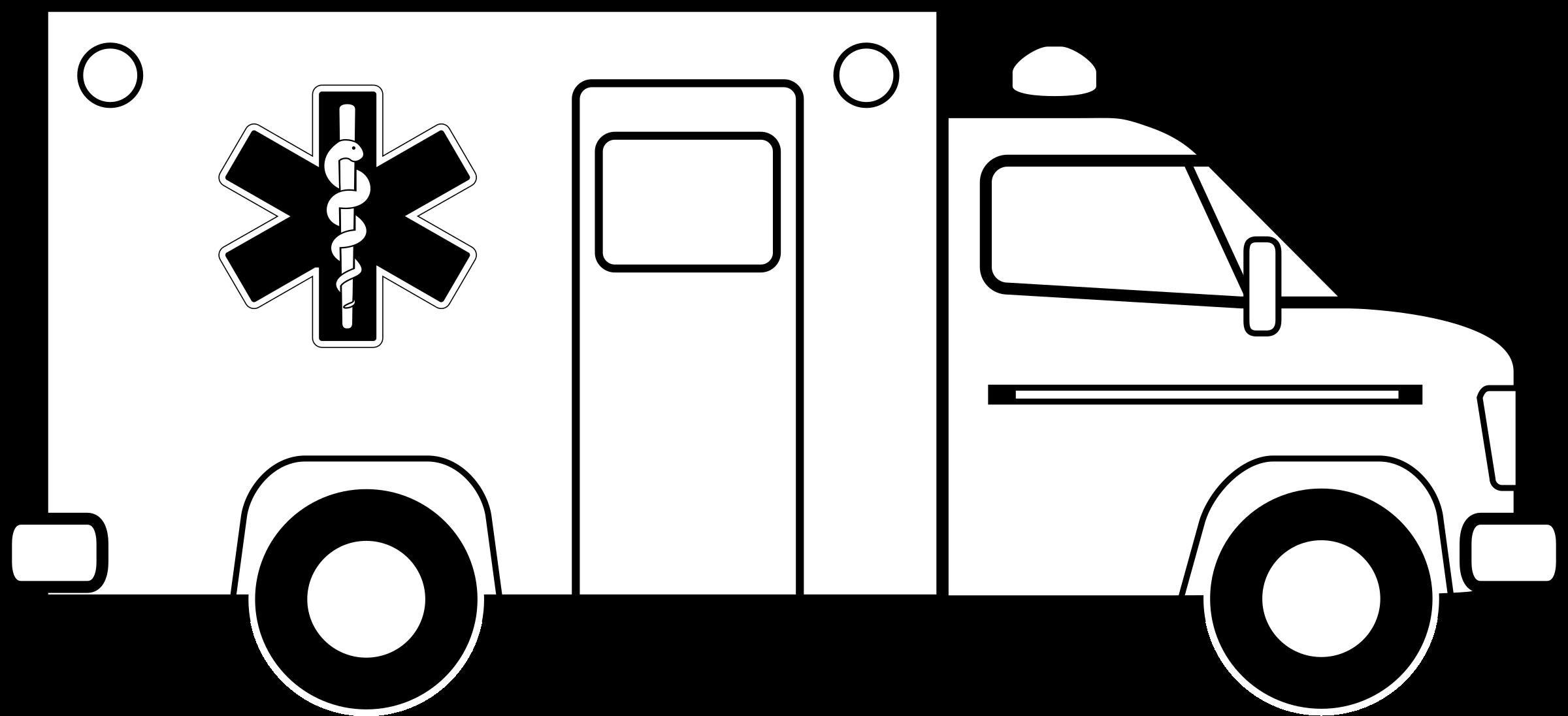Clipart images ambulance. Big image png