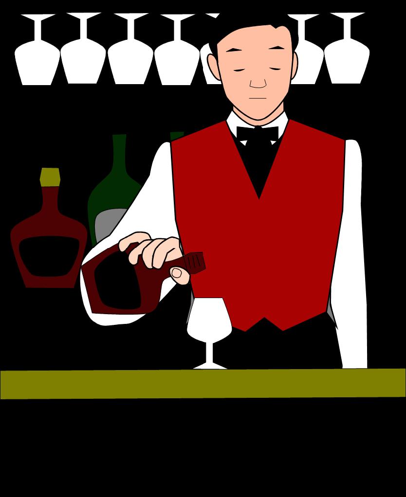 Cocktails bartender