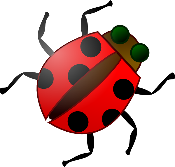 Cartoon kid clipartix. Kids clipart insect