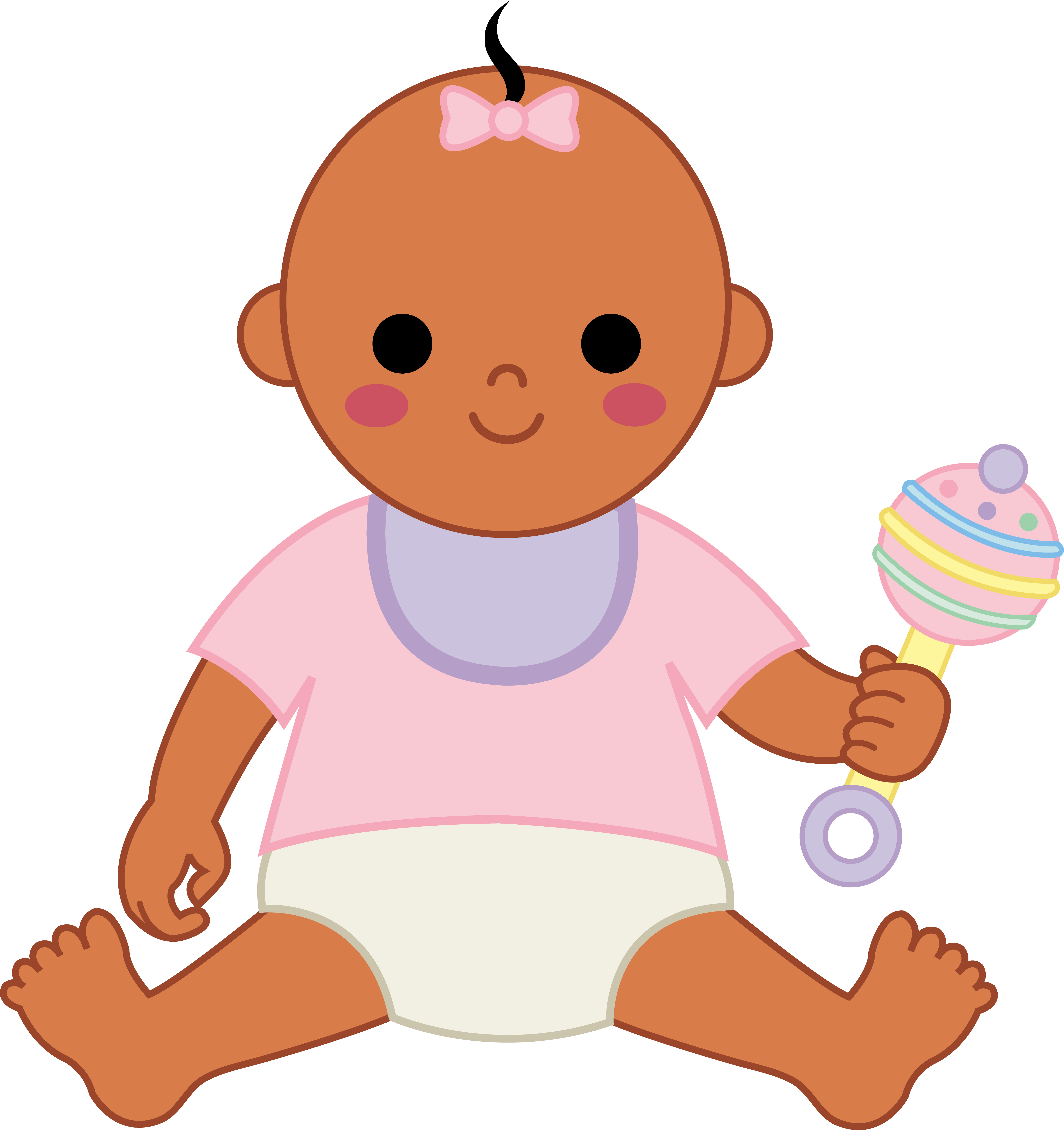collection of high. Doll clipart clip art baby