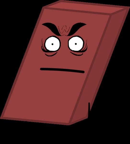 Eraser by brownpen on. Phone clipart evil
