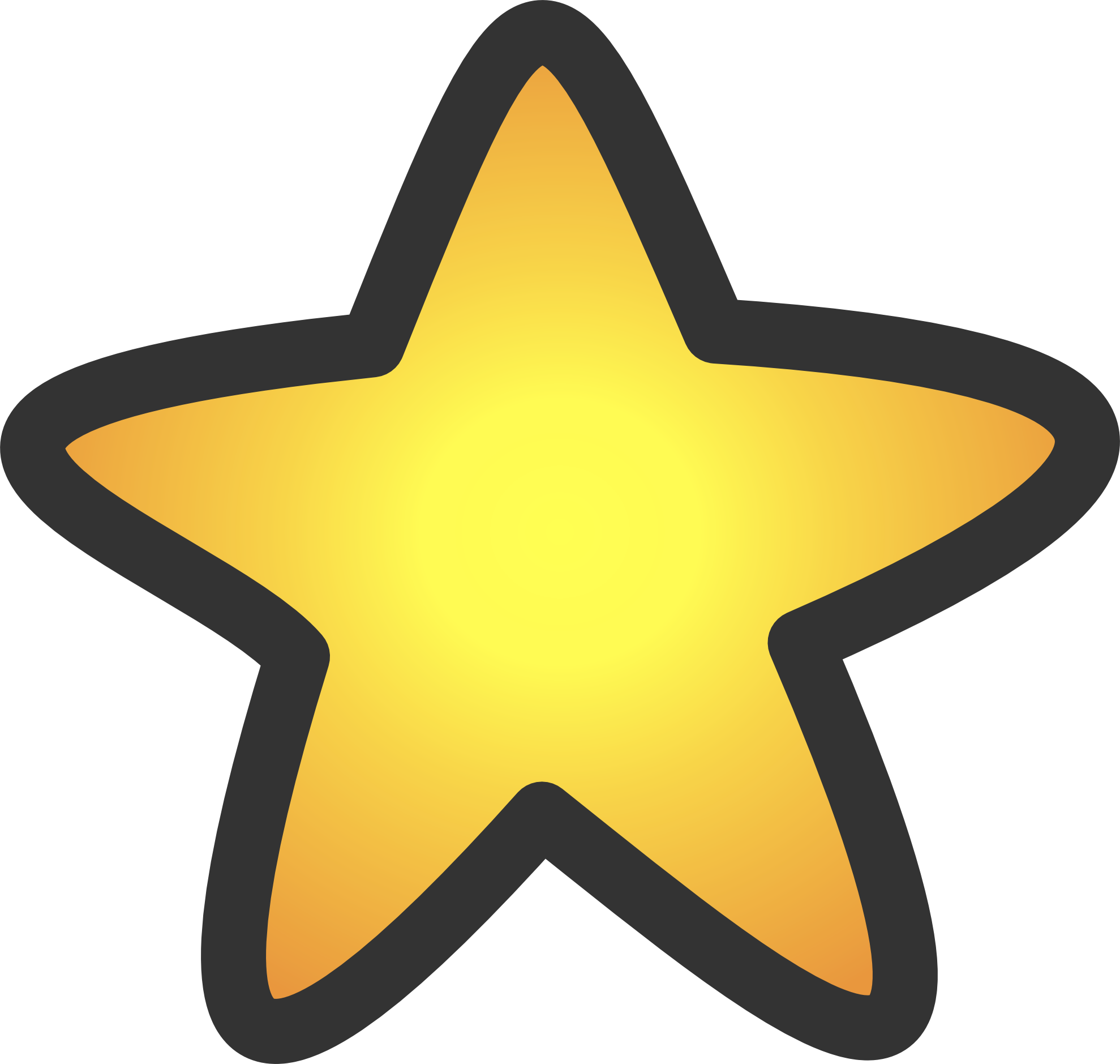 Gold clipart shooting star. Panda free images goldstarclipart