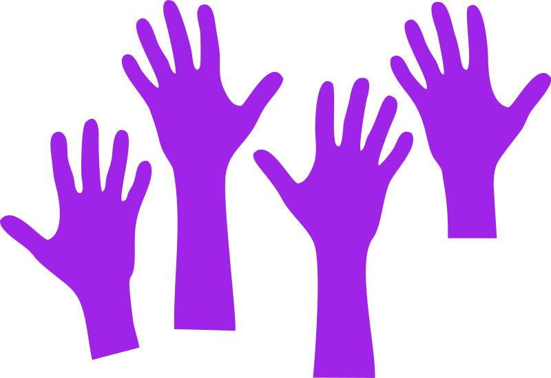 Clipart images hand. Reaching
