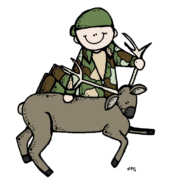 Hunting clipart cartoon. Free funny cliparts download