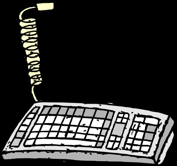 Keyboard clipart royalty free. Panda images keyboardclipart